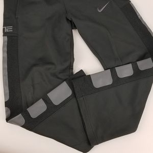 Nike Bottoms - BOYS NIKE ELITE THERMA-FIT PANTS SZ SMALL